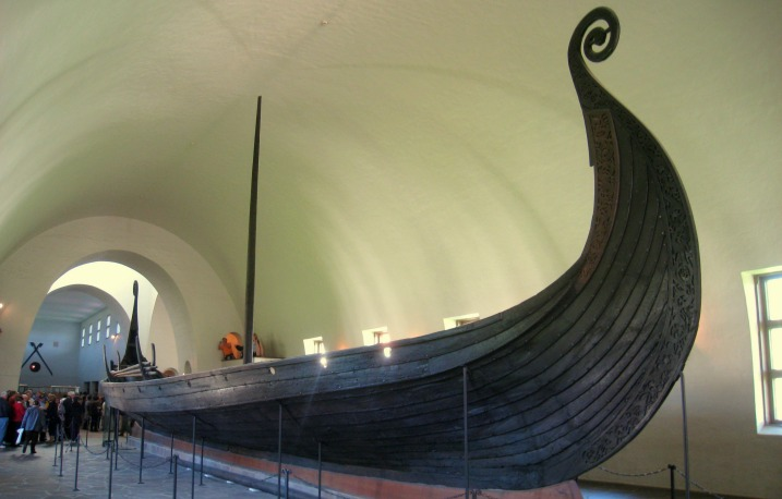 oseburg ship woodwork