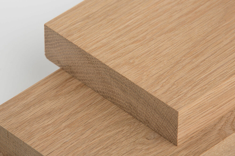 American Hardwood Lumber ~ Planed all round american white oak timber cut to size