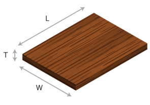 Sheeting diagram